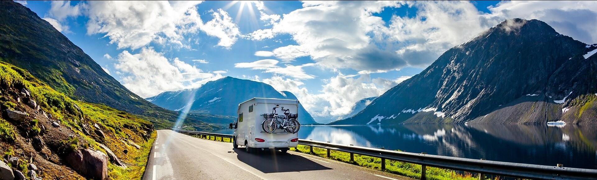 Wohnmobilreisen  Campingreisen